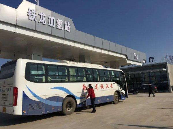 武汉全市首个 光谷实现油电氢供能一站式服务