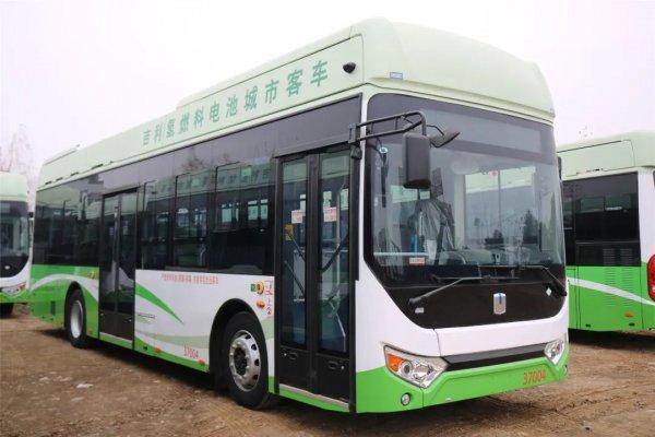 科达新能源汽车联合吉利汽车推出氢能源汽车
