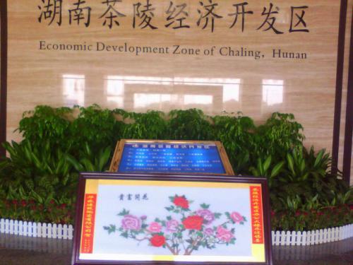 湖南茶陵经济开发区