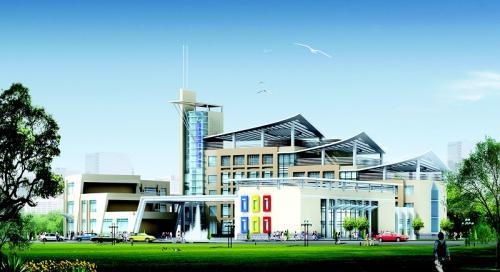 昌吉国家高新技术产业开发区