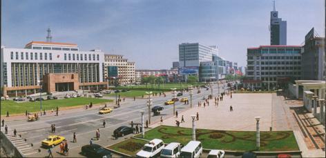 白山经济开发区