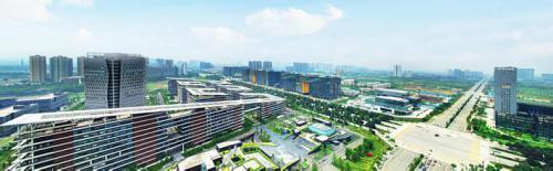 成都高新技术产业开发区