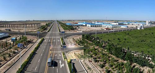 武威新能源装备制造产业园
