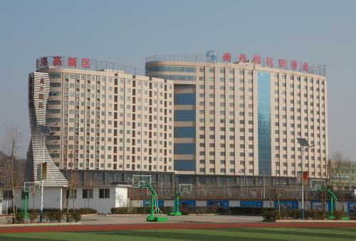 商洛高新技术产业开发区