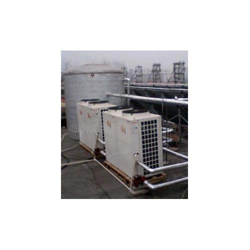 空气源热泵太阳能集热工程海水养殖