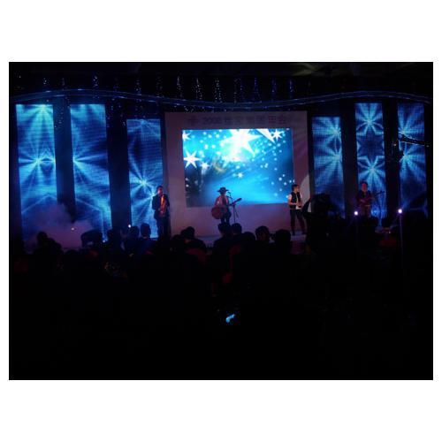 舞台LED彩幕