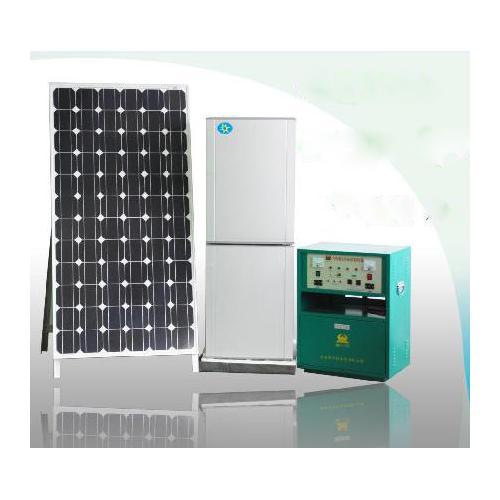 太陽能速凍冰箱系統