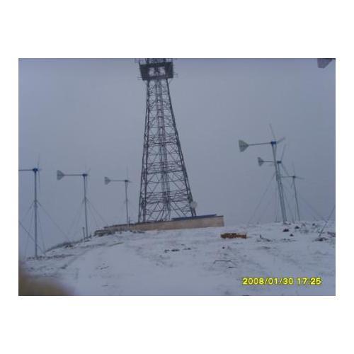 通讯基站风光互补供电