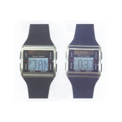多功能运动太阳能手表
