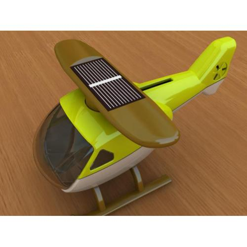 太阳能玩具飞机