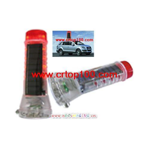 太阳能汽车手电筒