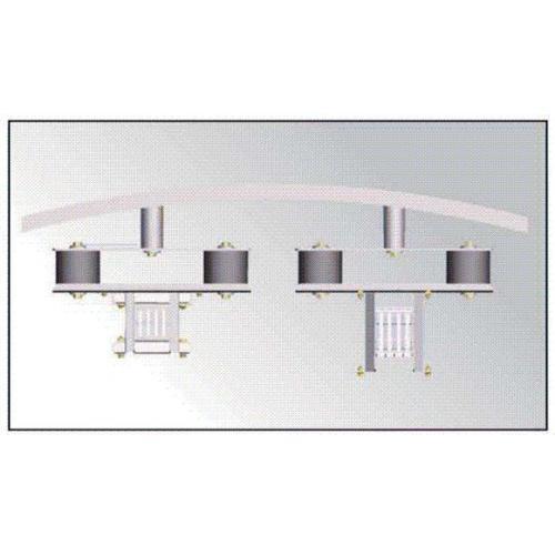 风电母线槽专用减震支架
