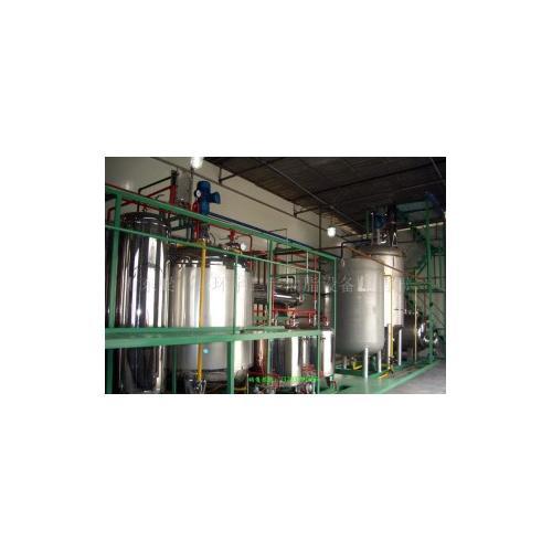 生物柴油生产线