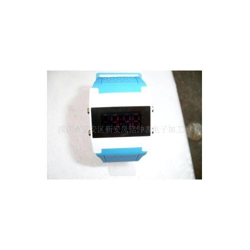 太阳能LED手表