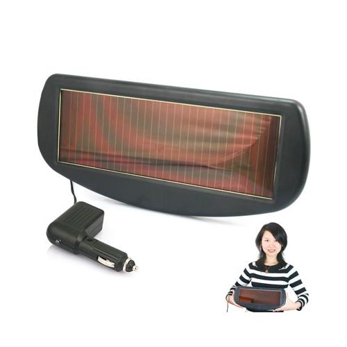 车用太阳能充电器