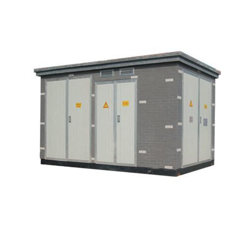 风电专用升压箱式变电站