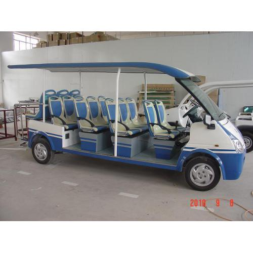 14座太阳能电动观光车