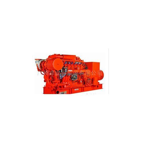 1000KW沼氣發電機組