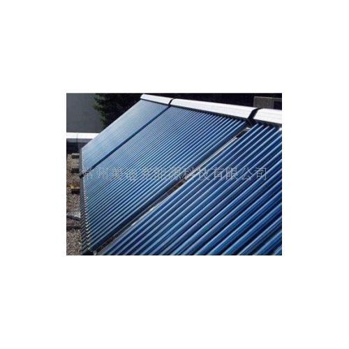 铝合金外壳金属热管太阳能集热器