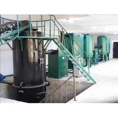生物质气化站