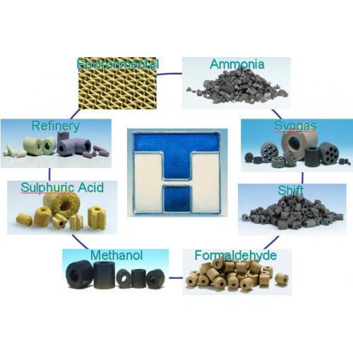 二甲醚合成催化剂