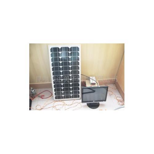 太陽能液晶電視機
