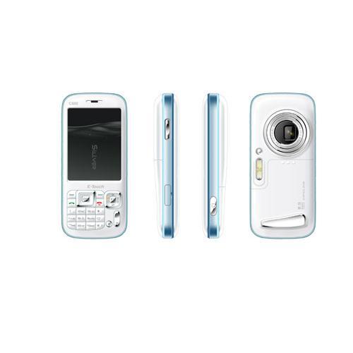 双卡太阳能手机