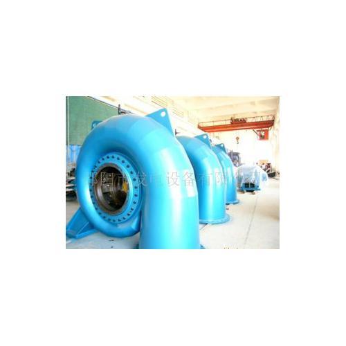水力发电机