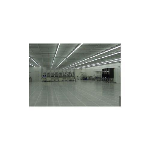 LED净化厂房设计