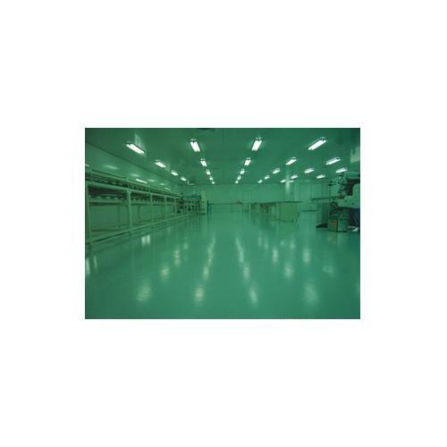 LED净化厂房