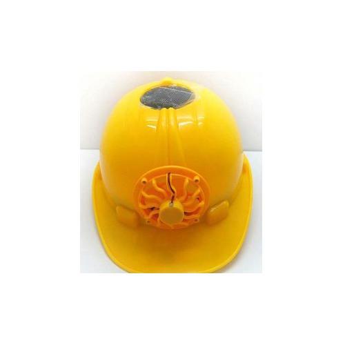 太阳能安全风扇帽