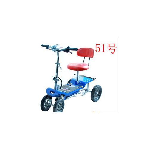 四輪電動自行車