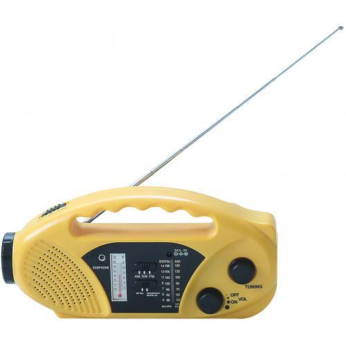 太阳能收音机SolarRadio