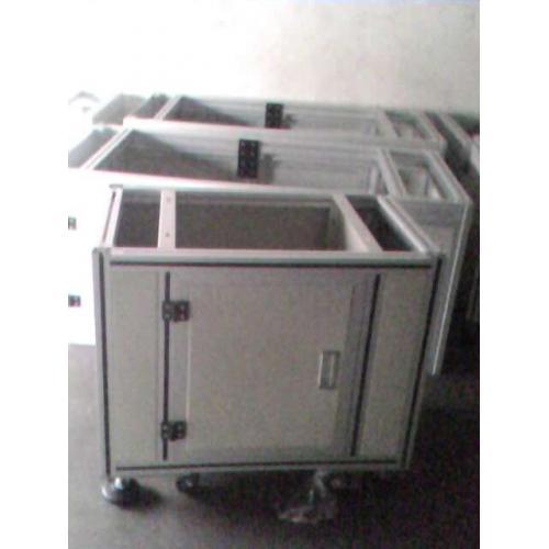 铝型材机架组装