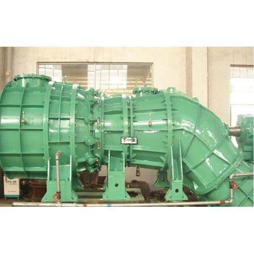 贯流式水轮发电机组