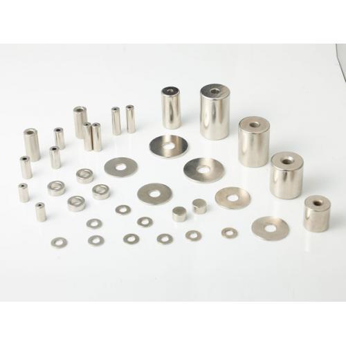 圆柱圆环磁