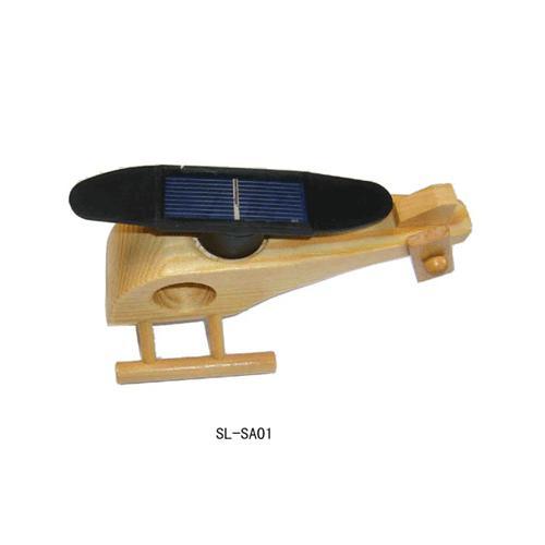 太阳能木飞机