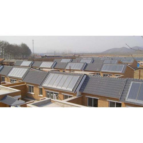 太阳能采暖系统