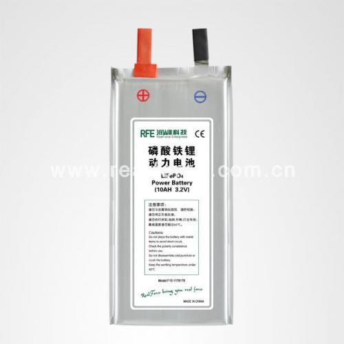 磷酸铁锂软包电池
