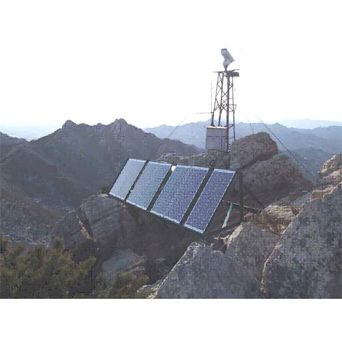太阳能防盗监控系统