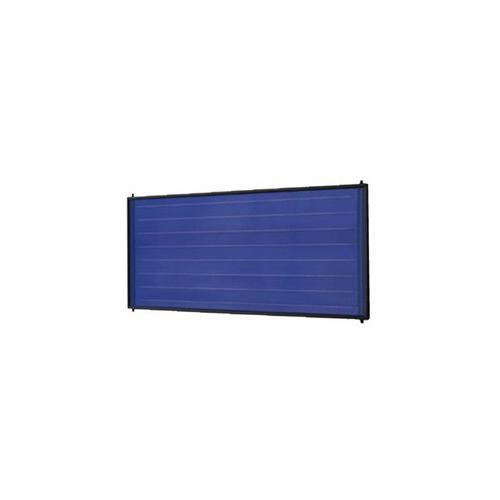 蓝膜平板集热器