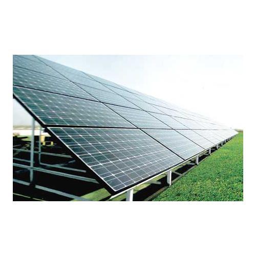 5MW薄膜太阳能并网发电系统