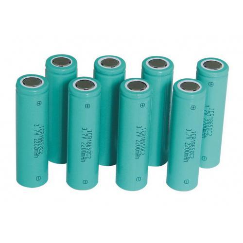 圆柱形锂电芯