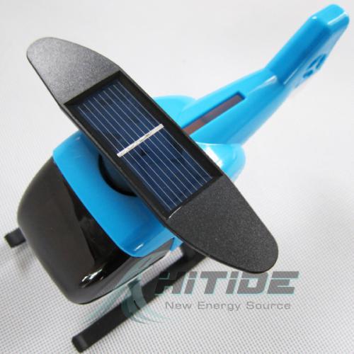 飞机模型儿童太阳能玩具