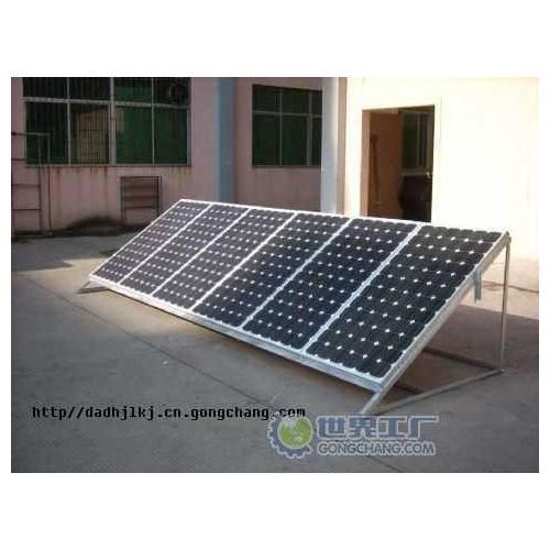 1200W家用太阳能发电机组