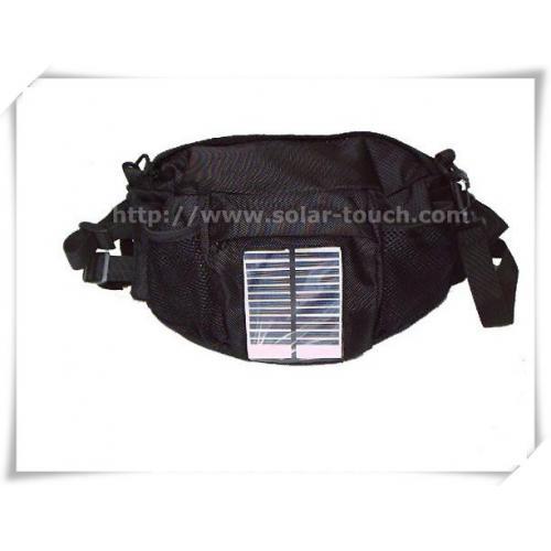 太陽能充電腰包-STD001