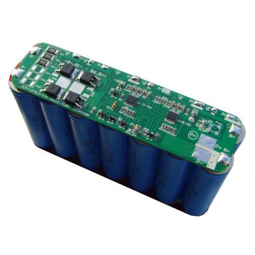 仪器设备电池组保护板
