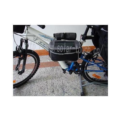 太陽能自行車包