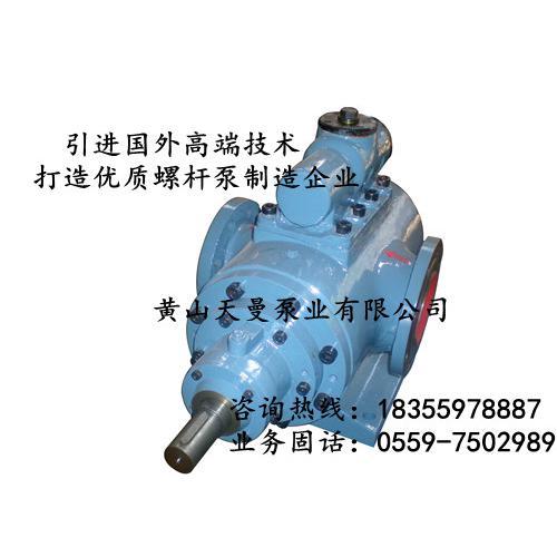常化爐稀油潤滑系統三螺桿泵組