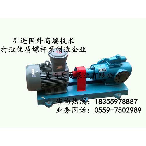 火电厂用三螺杆泵,柴油点火油泵
